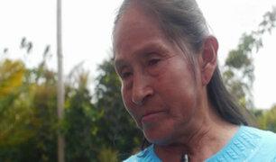 Sobreviviente de terremoto busca reencontrarse con su hija después de 20 años