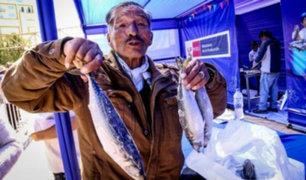 Por Semana Santa: kilo de pescado costará S/.2.50 en La Victoria