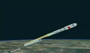 Satélite chino podría caer en cualquier momento sobre la Tierra