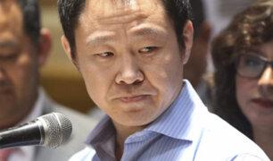 Kenji Fujimori declara ante Fiscalía por presuntos aportes de Odebrecht a FP