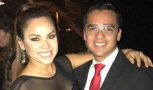 Andrea San Martín defiende al padre de su segundo hijo tras fuertes críticas