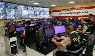 Central 105: 94% de llamadas de emergencia son falsas y perturbadoras