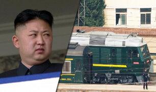 China: Kim Jong-un habría realizado visita a Pekín