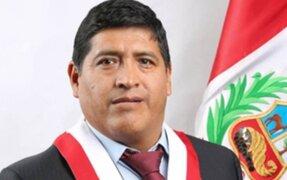 Legislador Zacarías Lapa fue condenado a cuatro años de prisión efectiva