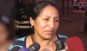 Menor que desapareció del hospital Almenara habría sido ultrajada sexualmente