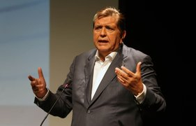 Alan García arremete contra el Gobierno y habla de presunto 'golpe de Estado'
