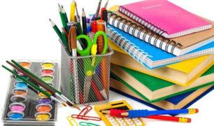 Año escolar 2018: ¿cómo identificar útiles escolares de buena calidad?