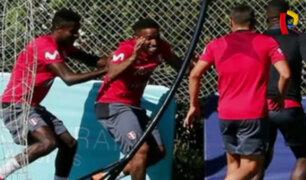 Selección peruana: la alegría y optimismo de la 'blanquirroja' para el duelo de hoy ante Islandia