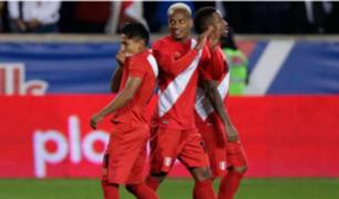 ¡Nueva victoria! Perú ganó 3 a 1 ante Islandia