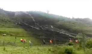 La Libertad: cinco integrantes de una familia fallecieron sepultados por huaico