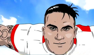 Selección peruana: crean divertida animación de su llegada a Rusia