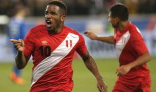Selección Peruana: Jefferson Farfán entre los tres máximos goleadores