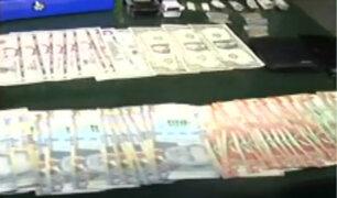 Chorrillos: delincuentes armados asaltan banco en interior de supermercado