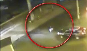 Tacna: camioneta que circulaba a toda velocidad atropella a joven