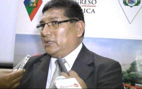 Mario Mantilla: Subcomisión de Acusaciones Constitucionales debe sesionar