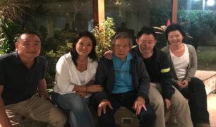Aguinaga señala que disputa entre Keiko y Kenji afecta la salud de Alberto Fujimori