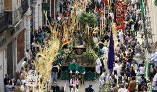 Así se viven las celebraciones por Semana Santa en el mundo