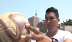 Conoce la historia de Paolo Guerrero, el taxista con nombre de campeón