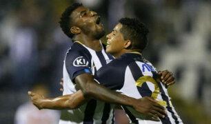 Torneo apertura: Alianza Lima venció con 5 tantos a Comerciantes Unidos