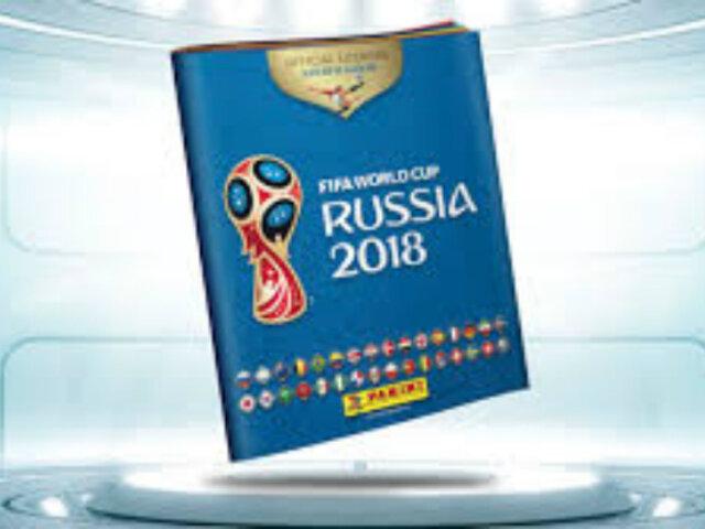 Álbum Panini del Mundial Rusia 2018 fue presentado en Lima
