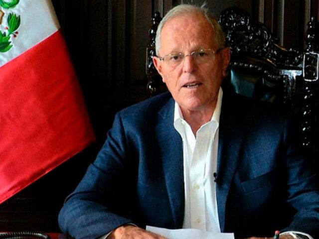 Comisión Lava Jato aprueba hacer público interrogatorio al presidente Kuczynski