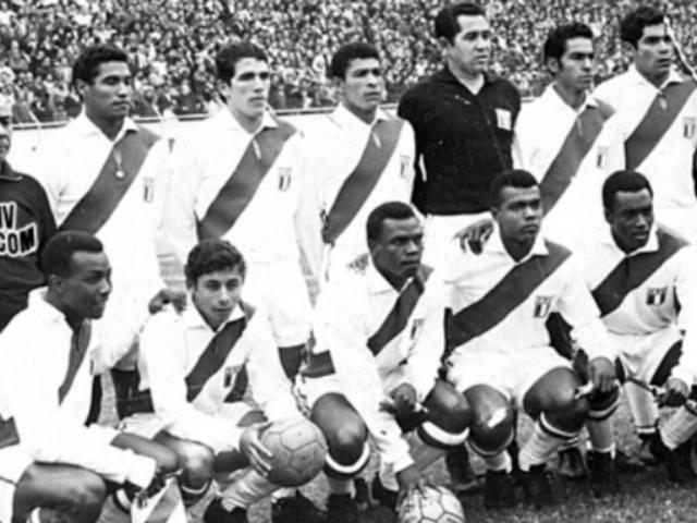Los goles de Perú en los mundiales