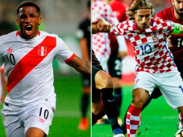 Perú vs Croacia: 'Blanquiroja' demuestra superioridad con triunfo 2-0
