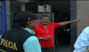SJL: asaltan local partidario de candidato a alcaldía del distrito