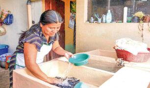 Congresista Lescano propone sueldo de 651 soles para amas de casa
