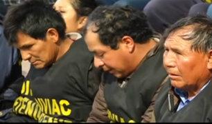 Arequipa: piden 36 meses de prisión preventiva para los 'Malditos de Chumbivilcas'
