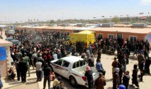 Siria: ejército declara liberación total de Guta Oriental