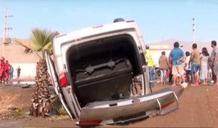 Pucusana: dictan 5 meses de prisión preventiva a conductor que causó accidente