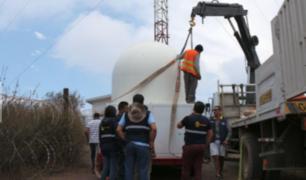 Tras robo, IGP retira sofisticado radar metereológico