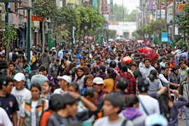 Vecinos de La Victoria no conocen propuestas de sus candidatos
