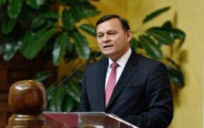 Canciller Popolizio: Decisión de retirar invitación a Venezuela es firme