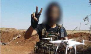 Estado Islámico amenaza Mundial Rusia con drones armados