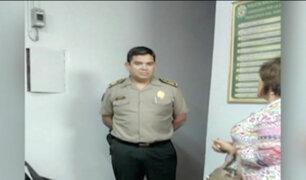 Continúan investigando a policías acusados de extorsión