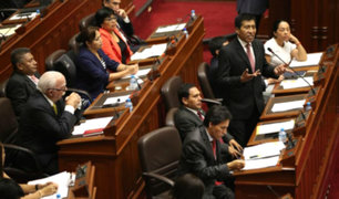 Congreso reubicó en otros escaños a bloque de Kenji Fujimori