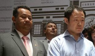 Reacciones tras denuncia constitucional presentada contra Kenji, Bienvenido y Bocángel