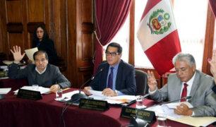 Destacados juristas se pronuncian sobre propuesta para reestructurar Comisión de Ética