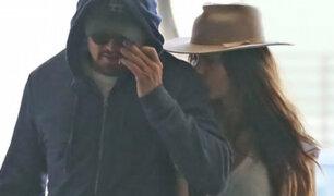 Fotografías confirman romance entre Leonardo DiCaprio y modelo Camila Monroe