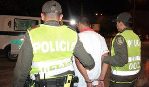 Capturan a sujetos que robaron ferretería en Carabayllo