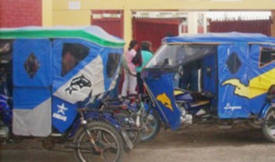 Chiclayo: capturan a mototaxista que amenazaba a escolar con violarla