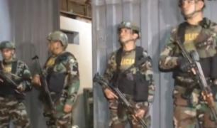 SJL: Policía incauta una tonelada de droga almacenados en papelera