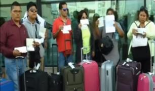Peruanos denuncian discriminación en aeropuerto de México