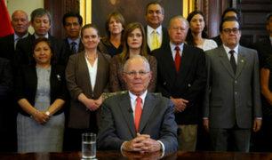 Yeni Vilcatoma pide ampliar denuncia constitucional a PPK y exministros