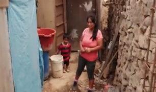 Puente Piedra: pobladores viven un verdadero vía crucis por falta de agua