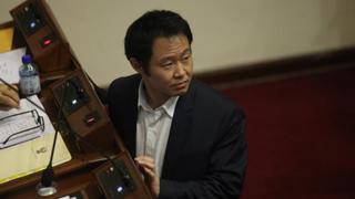 Comisión Permanente del Congreso debate posible desafuero de Kenji Fujimori