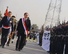 Presidente Vizcarra es reconocido jefe supremo de las FFAA y PNP