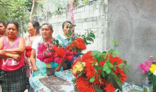 El Salvador: pobladores aseguran que imagen de la virgen apareció en una pared